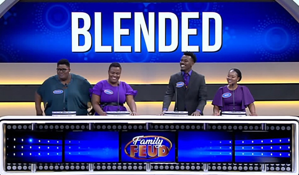 Family Feud Ghana - The Blended Family