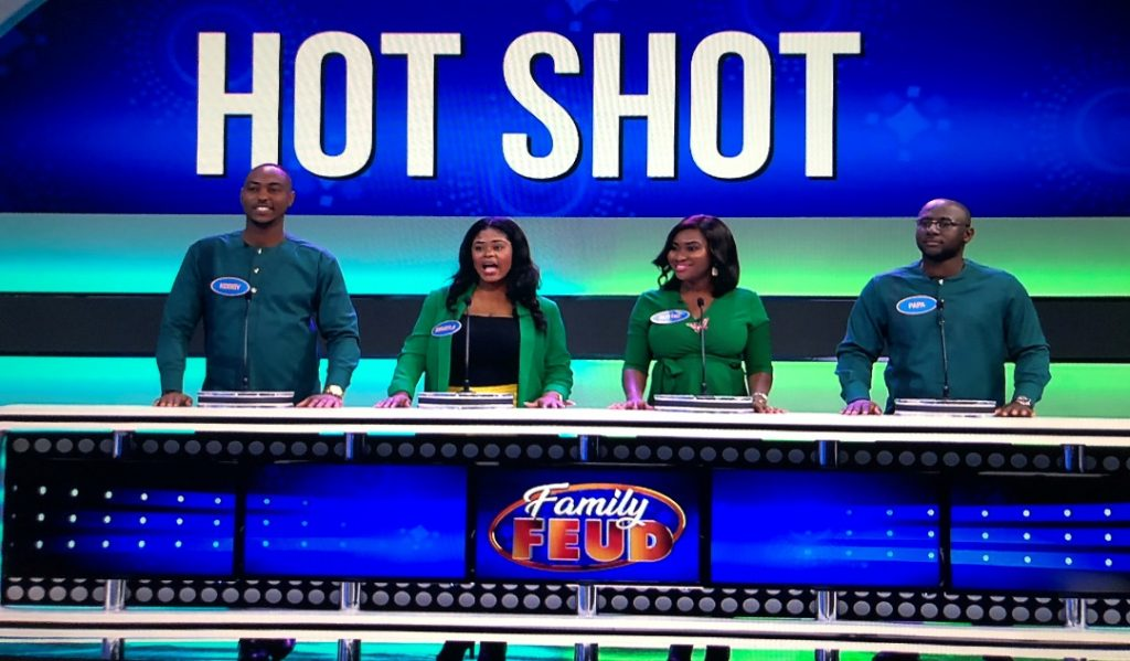 The Hot Shot Family