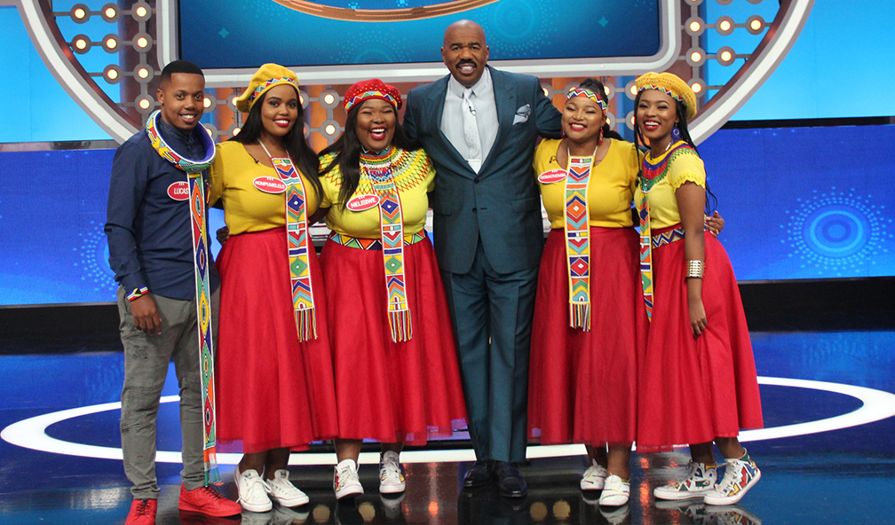 Family Feud South Africa - The Ntuli Family