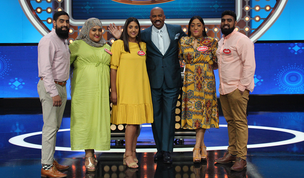 Family Feud South Africa - The Parker Family