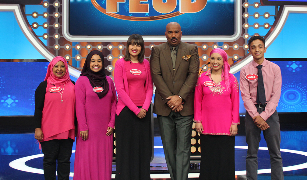 Family Feud South Africa - The Allie Family