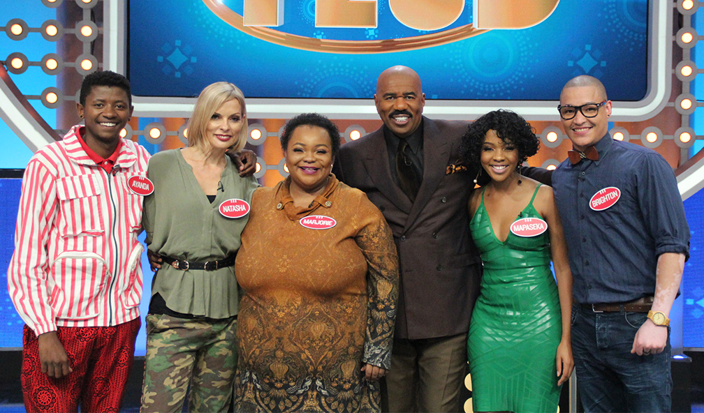 Family Feud South Africa - Team Scandal